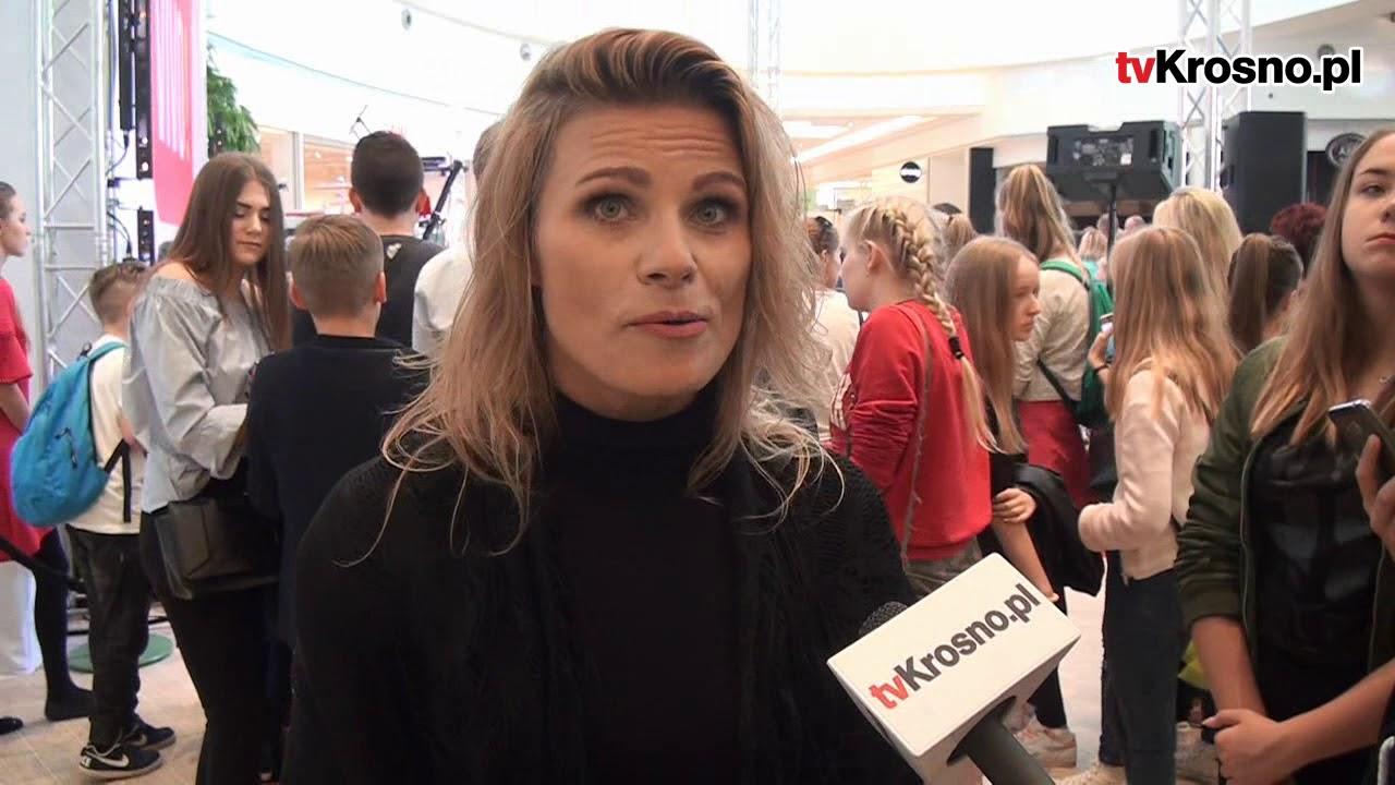 Roztańczone VIVO! Krośnianie bawili się z Anną Głogowską. Metamorfozy Tomasza Jacykowa (FILM)
