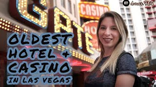The Oldest Casino in Las Vegas | Golden Gate Hotel and Casino