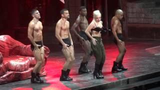 Lady Gaga - Alejandro (Barcelona 6-10-2012) HD