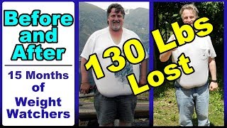 Cory's 130 pound weight loss | Before And After | Weight Watchers Freestyle | June 2018