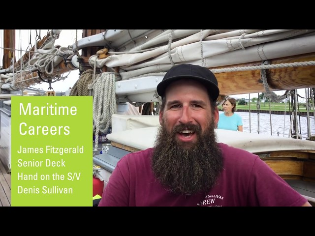 Senior Deck Hand: Maritime Careers