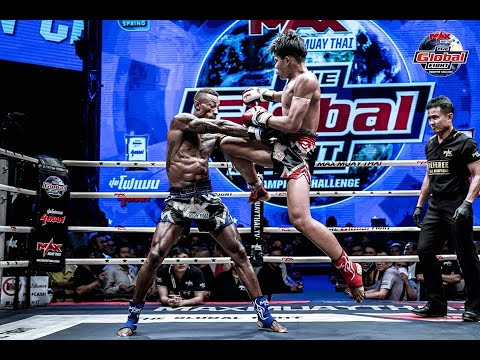 THE GLOBAL FIGHT [ Thai Ver ] - วันที่ 11 Jul 2019