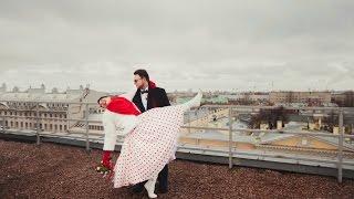 Свадьба Натальи Горской в платье Elena Romanova