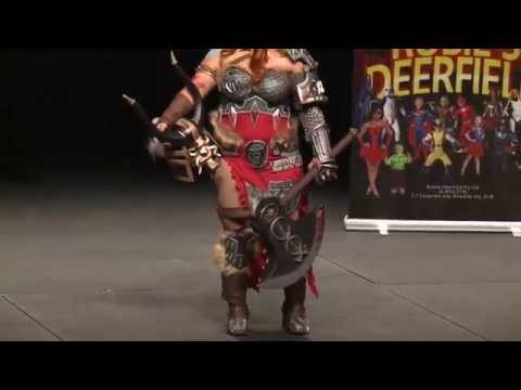 Oz Comic-Con Melbourne 2015 - Cosplay Championships