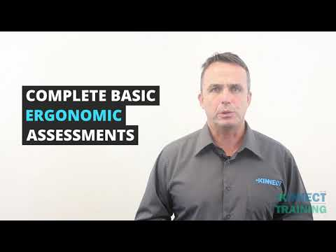 Introduction to Workstation Assessments Course | KINNECT Training