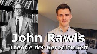John Rawls' geniale Theorie der Gerechtigkeit einfach erklärt | Let's Explain #12