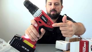 Best Drill for $20 | Hyper Tough 18-Volt Ni-Cad Cordless