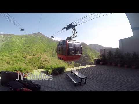 Destination wedding/ Parwanoo/ Timber trail /Moksha Himalaya spa resort/ wedding trailer /H& H