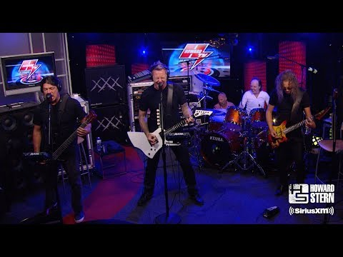 "Metallica ""Enter Sandman"" on the Howard Stern Show Mp3"