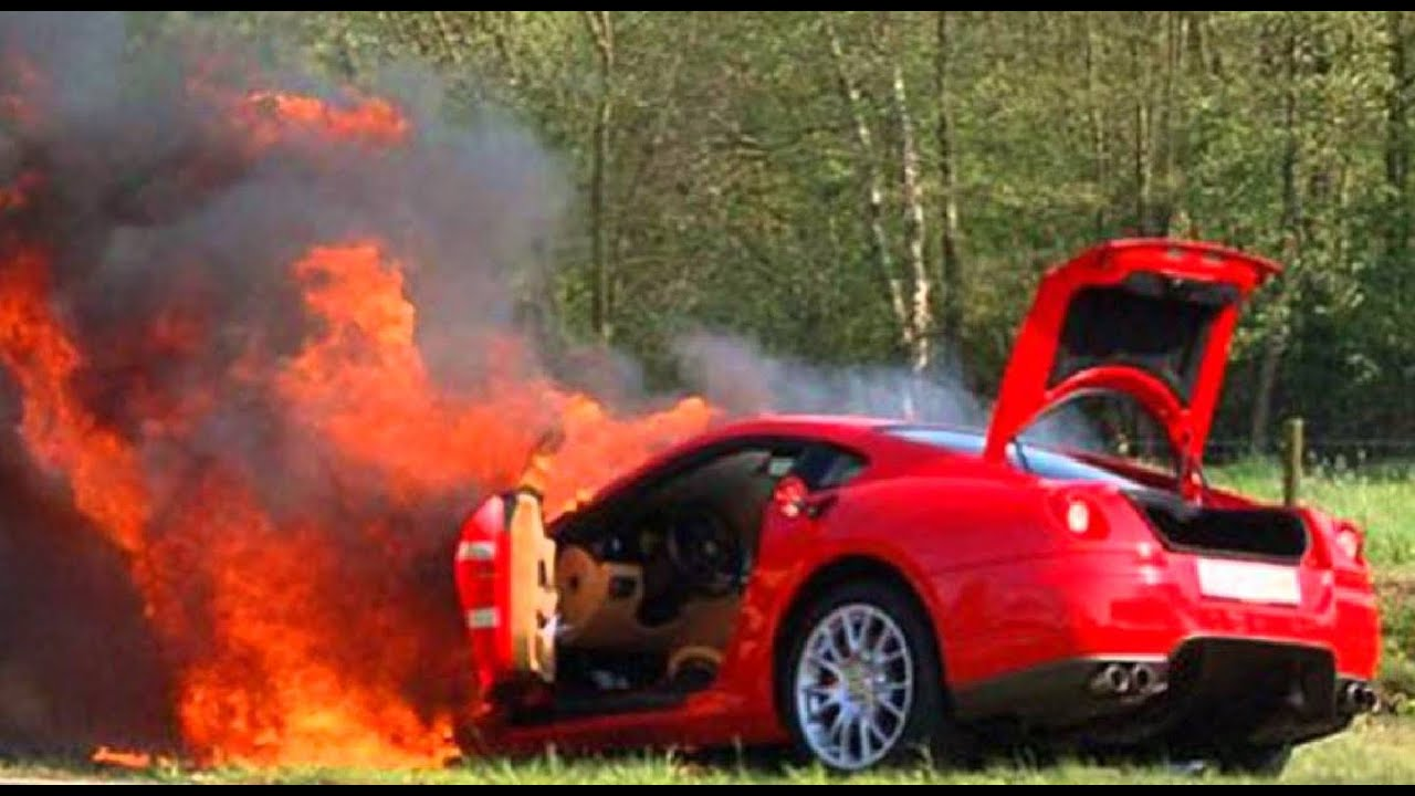 Insane Supercar And Sportscar Crashes Fails Part New Youtube