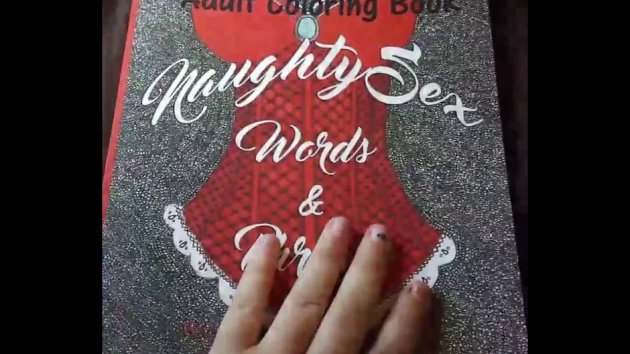 Lets Take A Peek Naughty Sex Words And Phrases Time Out Coloring Book
