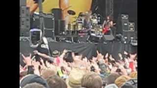 Steel Panther - Supersonic Sex Machine/Tomorrow Night - Donington June 9, 2012