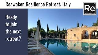 Reawaken Resilience Retreat!