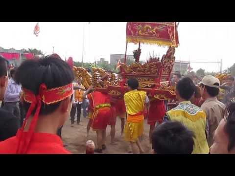 Lễ hội làng Tuân Lục- Trực Ninh, Nam Định