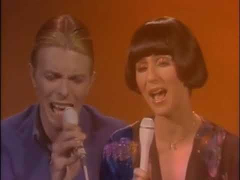 david bowie cher can you hear me live on the cher show 1975