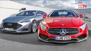 Insider - Audi A7 & Mercedes CLS (2017-2019)