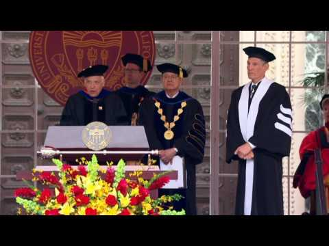 Dr. Gary K. Michelson Receives/Awarded USC Doctorate of Humane Letters