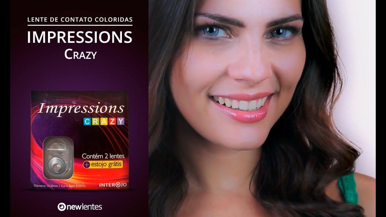 ddae8b421 Lentes de contato Impressions Exotica | newlentes