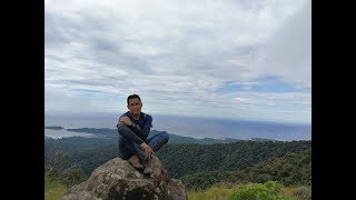 Adventure at Mt.Mariveles Tarak Ridge Bataan