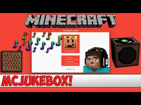 Minecraft Plugin Tutorial - MCJukebox