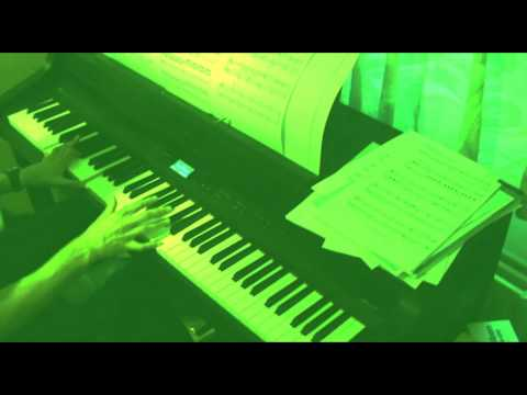 Green Lantern Soundtrack - We are going to Fly now - Piano