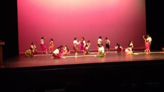 Robam Angrae (Bamboo Stick Dance) performed by CSULB CSS members