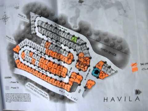 HAVILA (villa montserrat map)