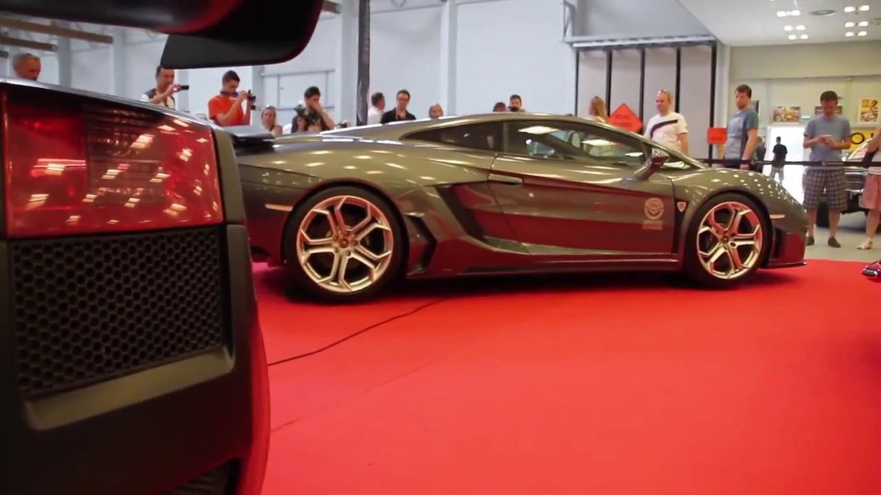 Lamborghini Gallardo Sr66 1 Aventador Look Bodykit Www Neotuning