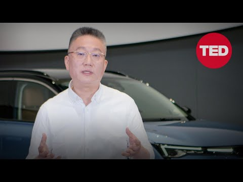 Freeman H. Shen: A future with fewer cars   TED