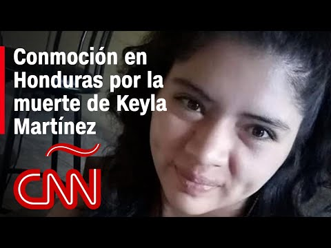 La muerte de la universitaria Keyla Martínez conmociona a Honduras