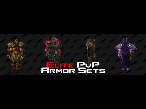 World Of Warcraft Legion Season 5 Elite Pvp Armor Sets