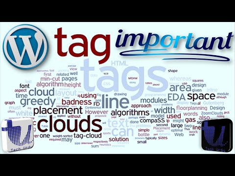 Tags - Importance and Usage in Blogs Posts (WordPress) [Urdu/Hindi]