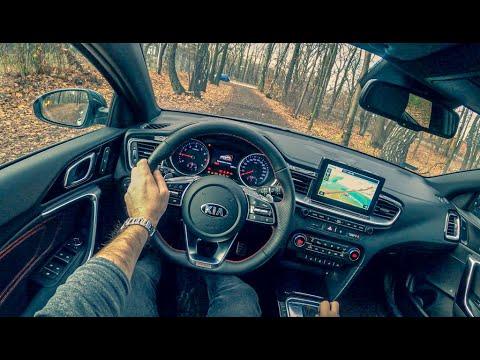 Kia Proceed GT | 4K POV Test Drive #356 Joe Black