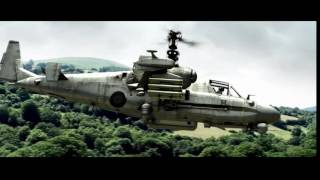 MBDA's Future Attack Helicopter Weapon builds on the combat proven Brimstone missile