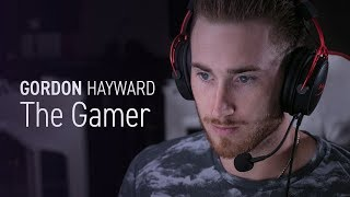 Gordon Hayward - NBA Player, Video Game Player