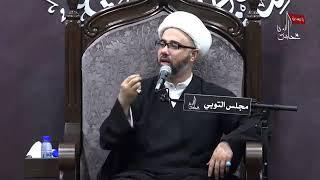 وراثة الإمام الحسن عليه السلام لهيبة النبي  محمد صلى الله عليه وآله وسلم - الشيخ مصطفى الموسى