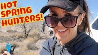 Hot Spring Hunters: Jackrabbit Spring
