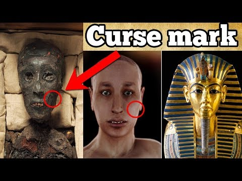 The Story of The Curse of King Tutankhamun