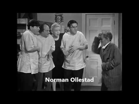 Norman Ollestad - Appearance with the Three Stooges.