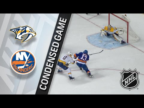 02/05/18 Condensed Game: Predators @ Islanders