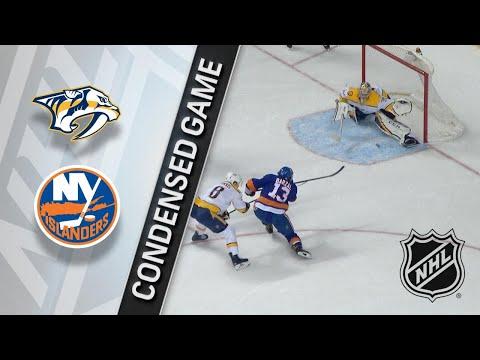 02/05/18 Condensed Game: Predators @ Islanders