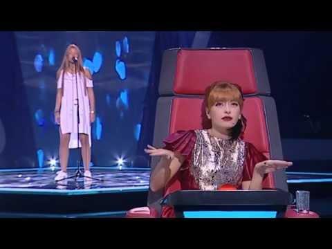 "Ana Sofia Neto - ""Toxic""  Provas Cegas  The Voice Portugal  Season 3"