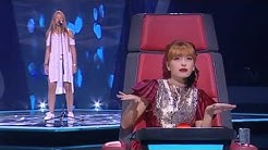 "Ana Sofia Neto - ""Toxic"" | Provas Cegas | The Voice Portugal | Season 3"