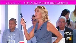 Marattin vs Giorgetti: Euro Sì vs Euro No