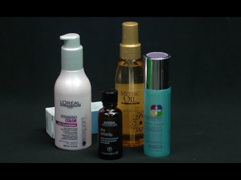 The Best Hair Care Products for Dry, Damaged or Colored Hair - YouTube