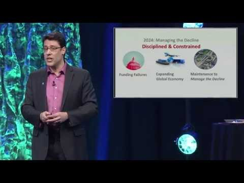 Garry Golden- Futurist State of City Ontario 2014