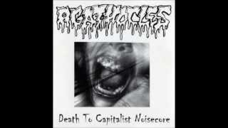AGATHOCLES - DEATH TO CAPITALIST NOISECORE