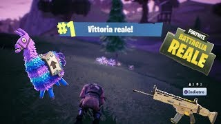 Vittoria reale 9 kills!! Fortnite #2 w/UnF TheCanadian