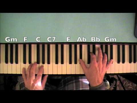 David Bowie- Starman-Piano tutorial mikesmusic123