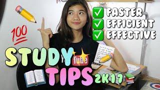 SICK OF STUDY? WATCH THIS!😋    STUDY TIPS 2K17📚 (BAHASA)